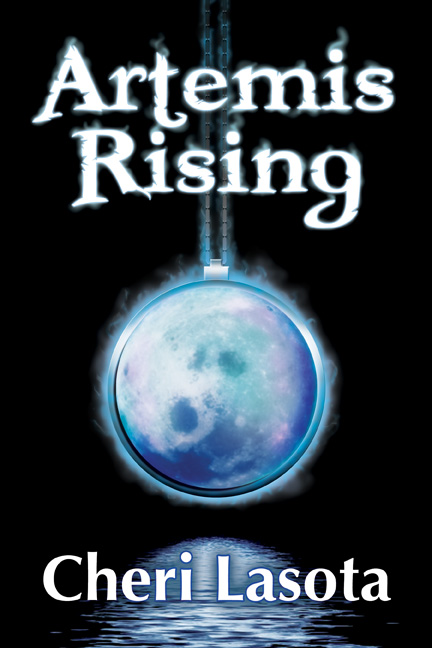 Artemis Rising: Front Cover Design