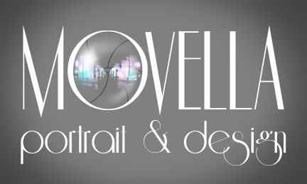 Logo Design: Movella Portrait and Design