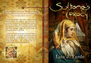 """Sultana's Legacy"" by Lisa Yarde Full Cover"