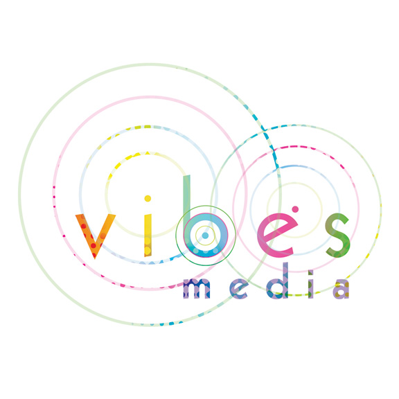 Vibes Media Logo Concept #2