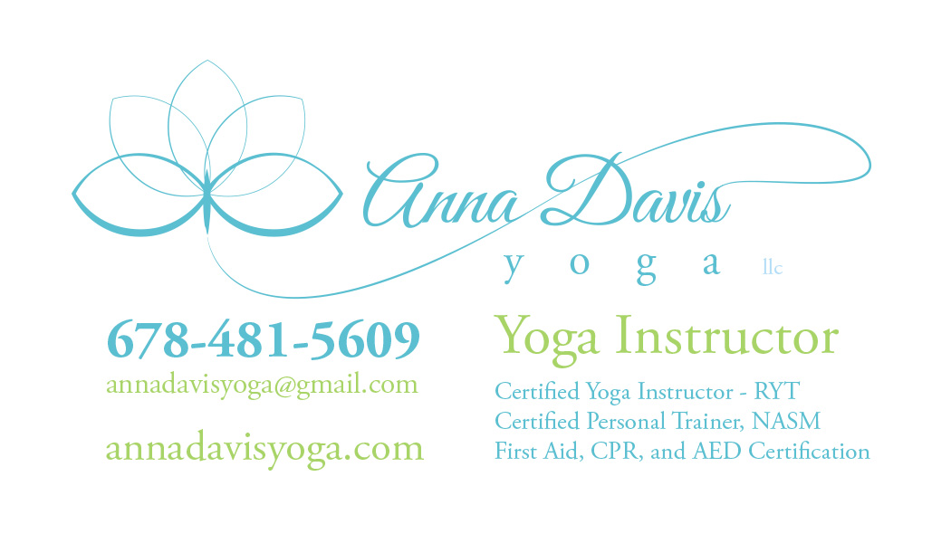 FreeLance Ganey » Anna Davis Yoga